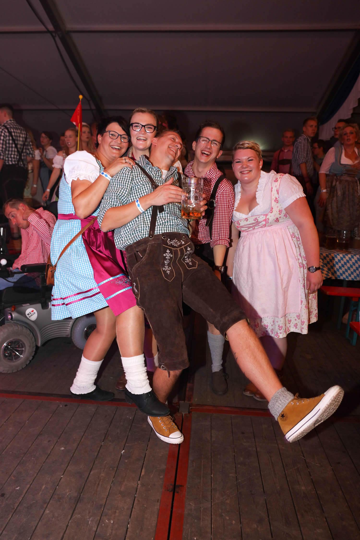 Marketinggemeinschaft Reken Oktoberfest 2018