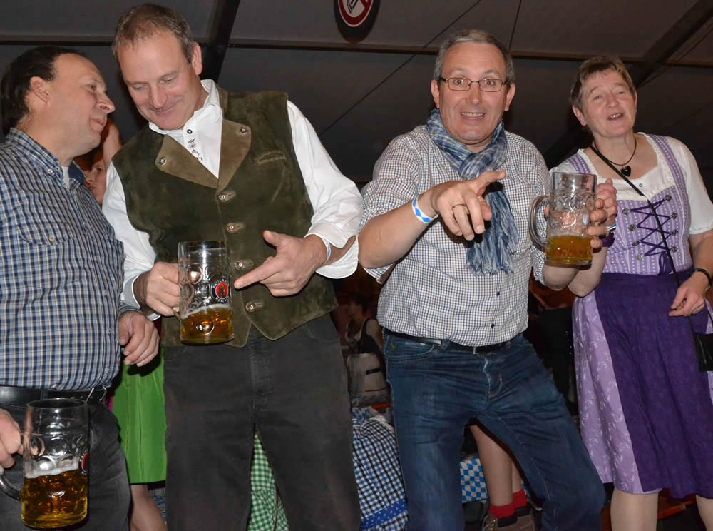 Marketinggemeinschaft Reken Oktoberfest 2015