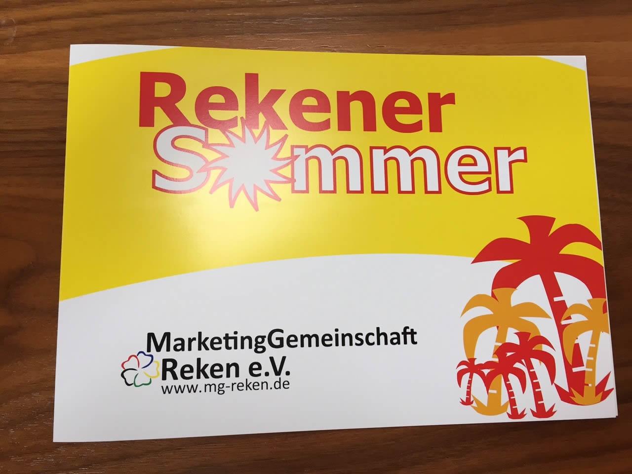 Rekener Sommer 2015