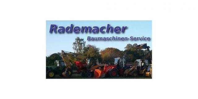 Rademacher Baumaschinen-Service