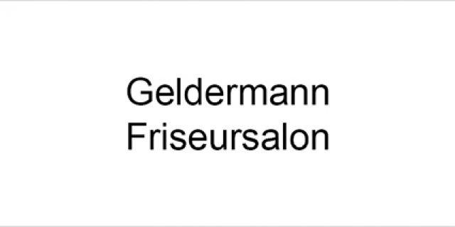 Geldermann Friseursalon