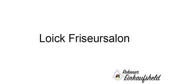 Loick Friseursalon