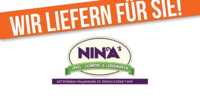 Nina's Spiel- Schreib- Lederwaren