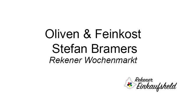 Oliven & Feinkost – Stefan Bramers