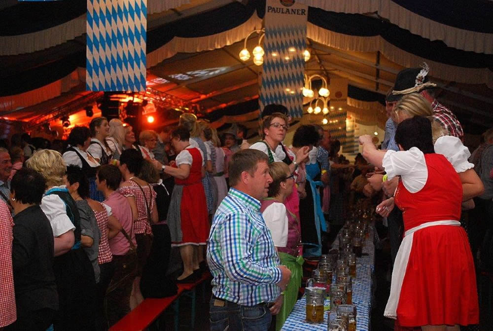 Marketinggemeinschaft Reken Oktoberfest 2014